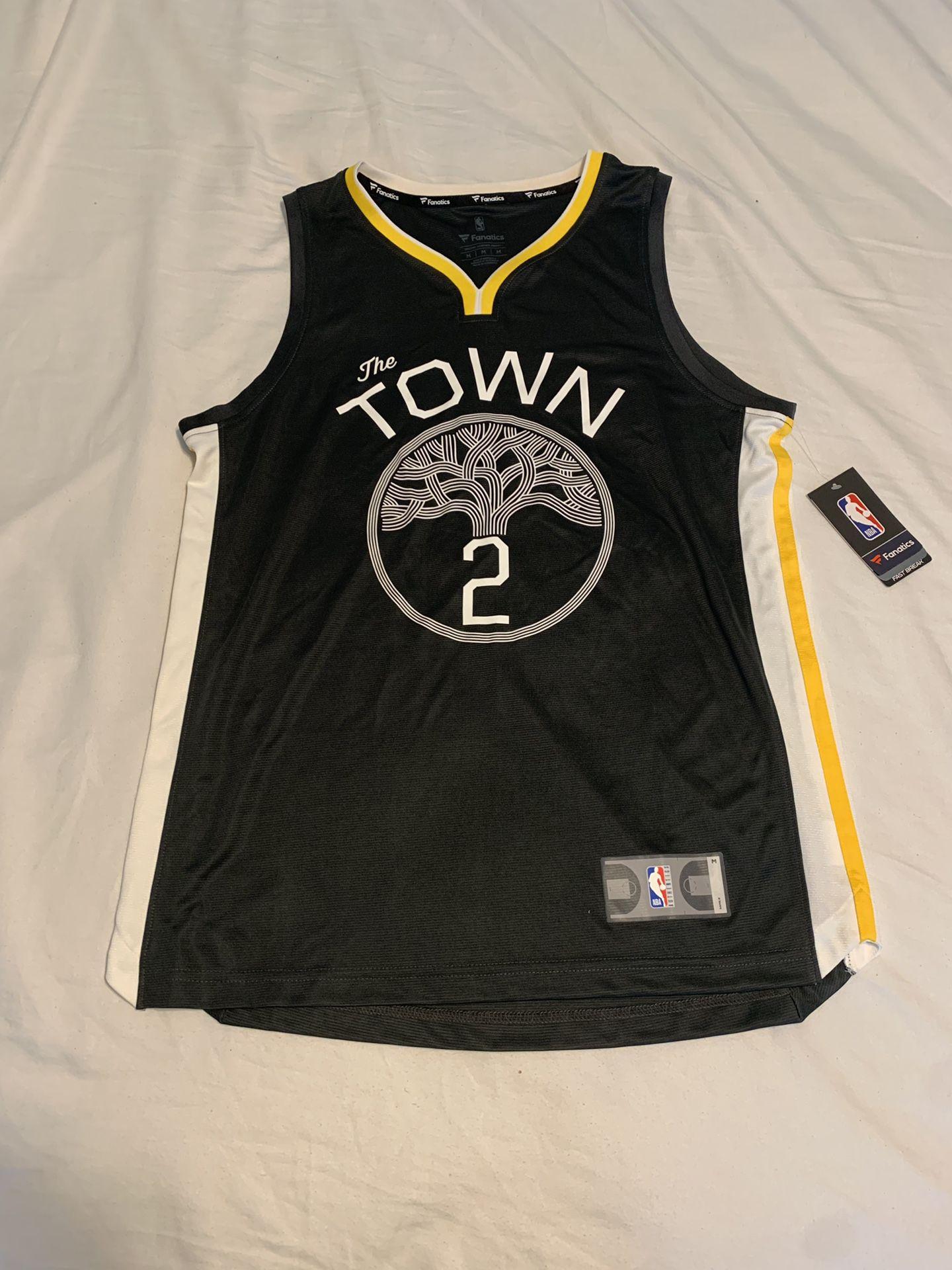 Jordan Bell Golden State Warriors Jersey