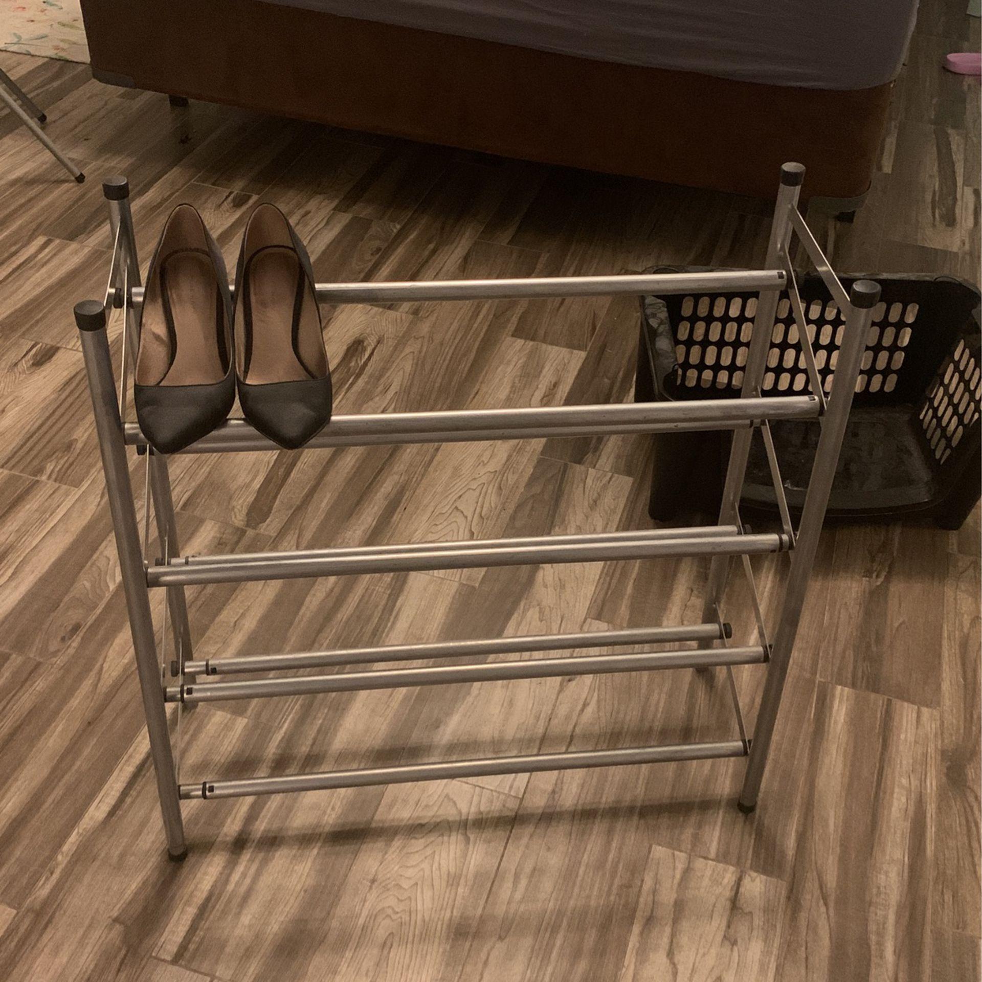 Adjustable Shoe Rack / Organizer