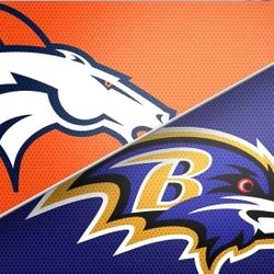 2 Broncos vs Ravens Tickets (Sec 125)  10/3 Thumbnail