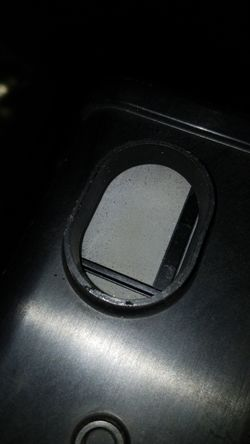 Ford part 3c3p 7g186 af transmission filter in new condition Thumbnail