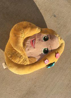 Rapunzel pillow Thumbnail