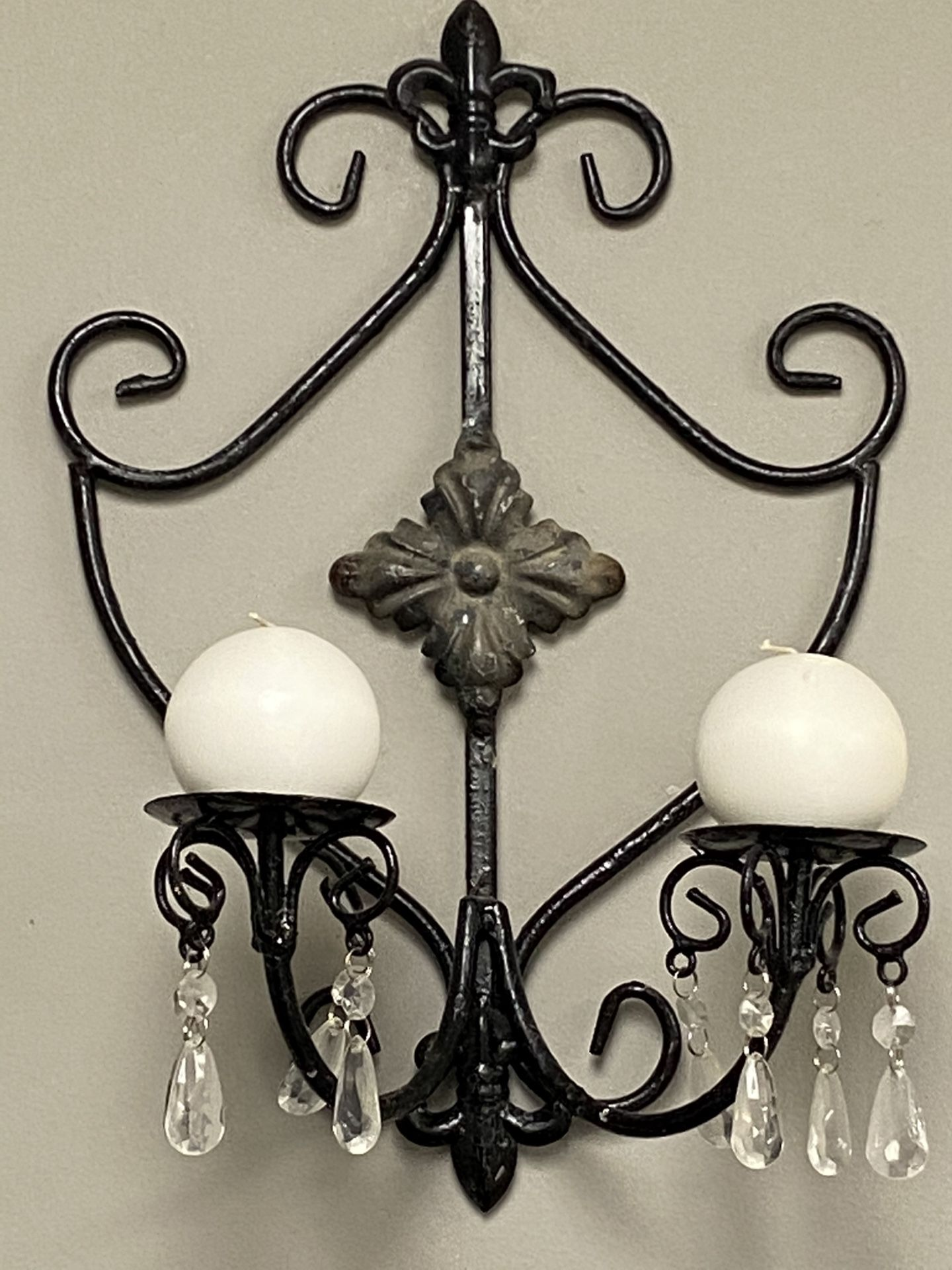 Wall sconces 9 pieces