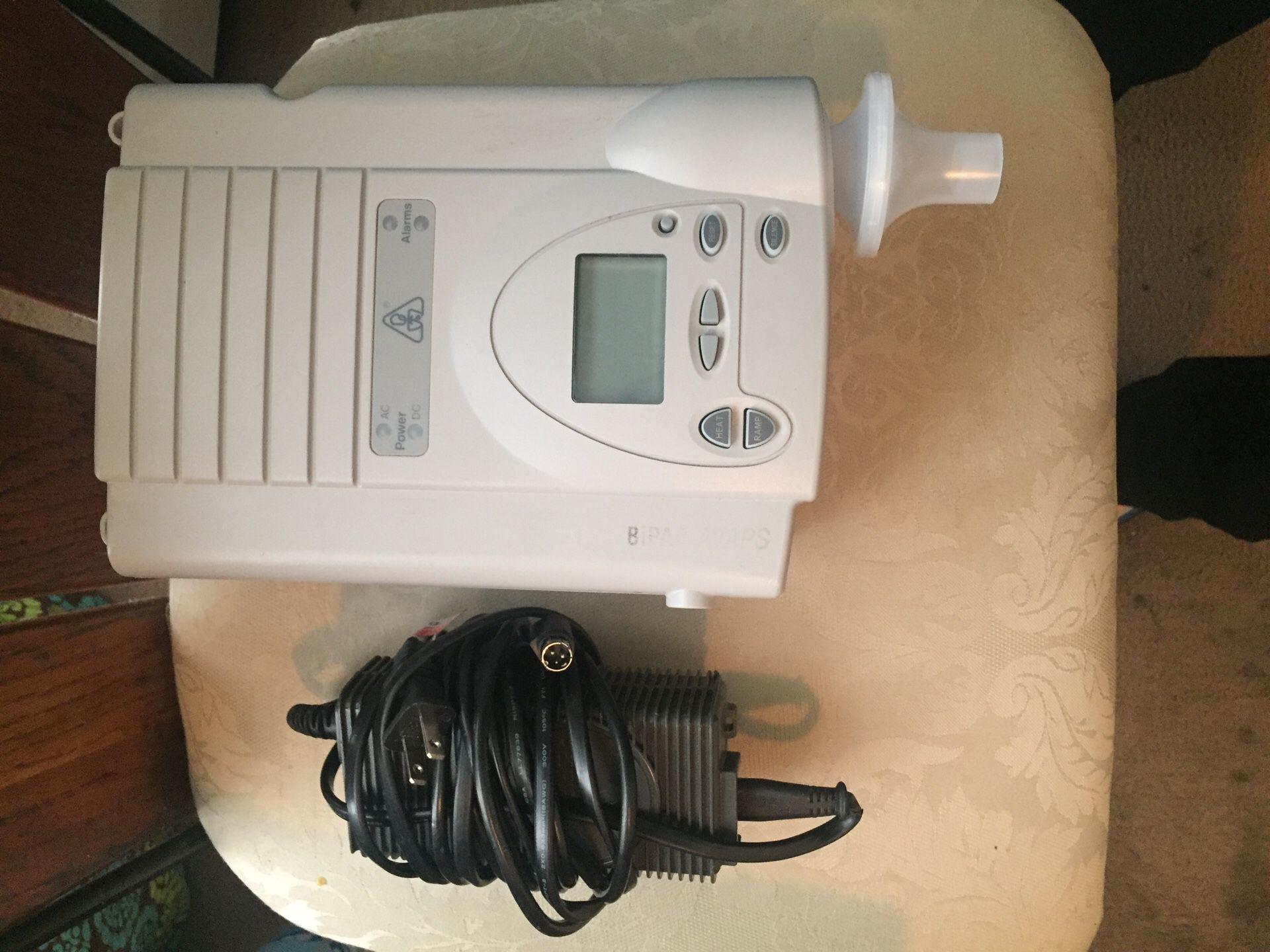 Respironics Bi-Pap Machine