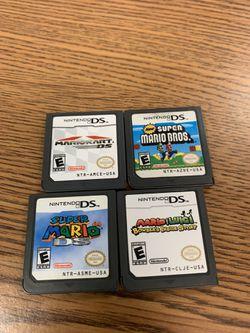 Super Mario Nintendo ds 3ds dsi 2ds Thumbnail