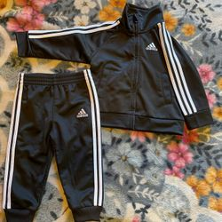 Adidas Two Piece Track Suit Thumbnail