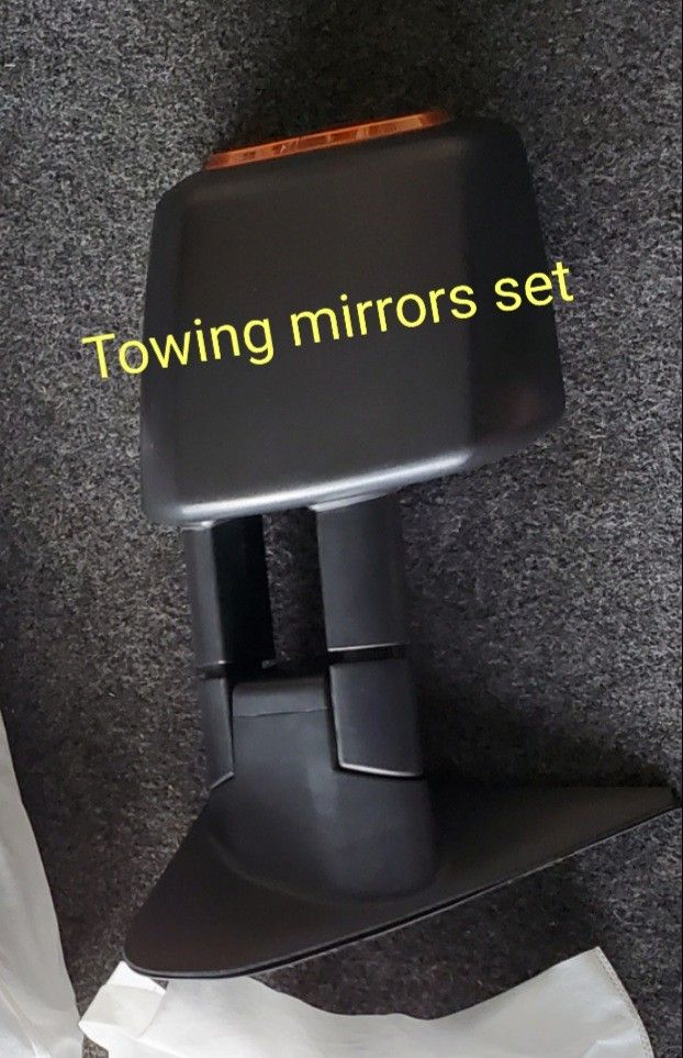 Towing Mirrors Heated LED Signal Lights  07/13 Tundra