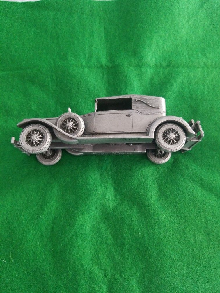 1930 Packard Convertible Pewter