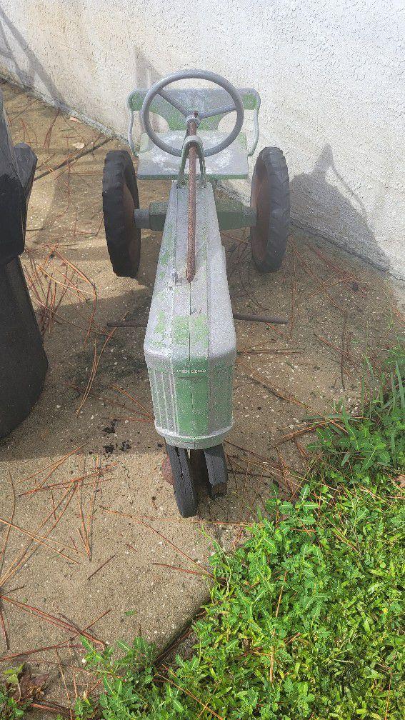 1953 John Deere 60 Pedal Tractor