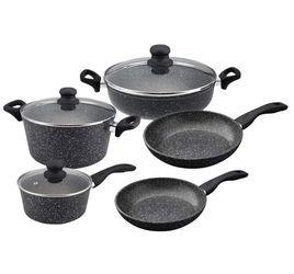 Westinghouse Marble Finish Non Stick Cookware Set Pot Pans Fryer Thumbnail