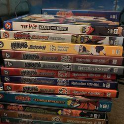 Naruto And Naruto Shippuden/Naruto Movies Thumbnail