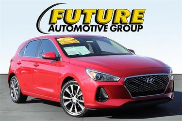 2018 Hyundai Elantra GT Thumbnail