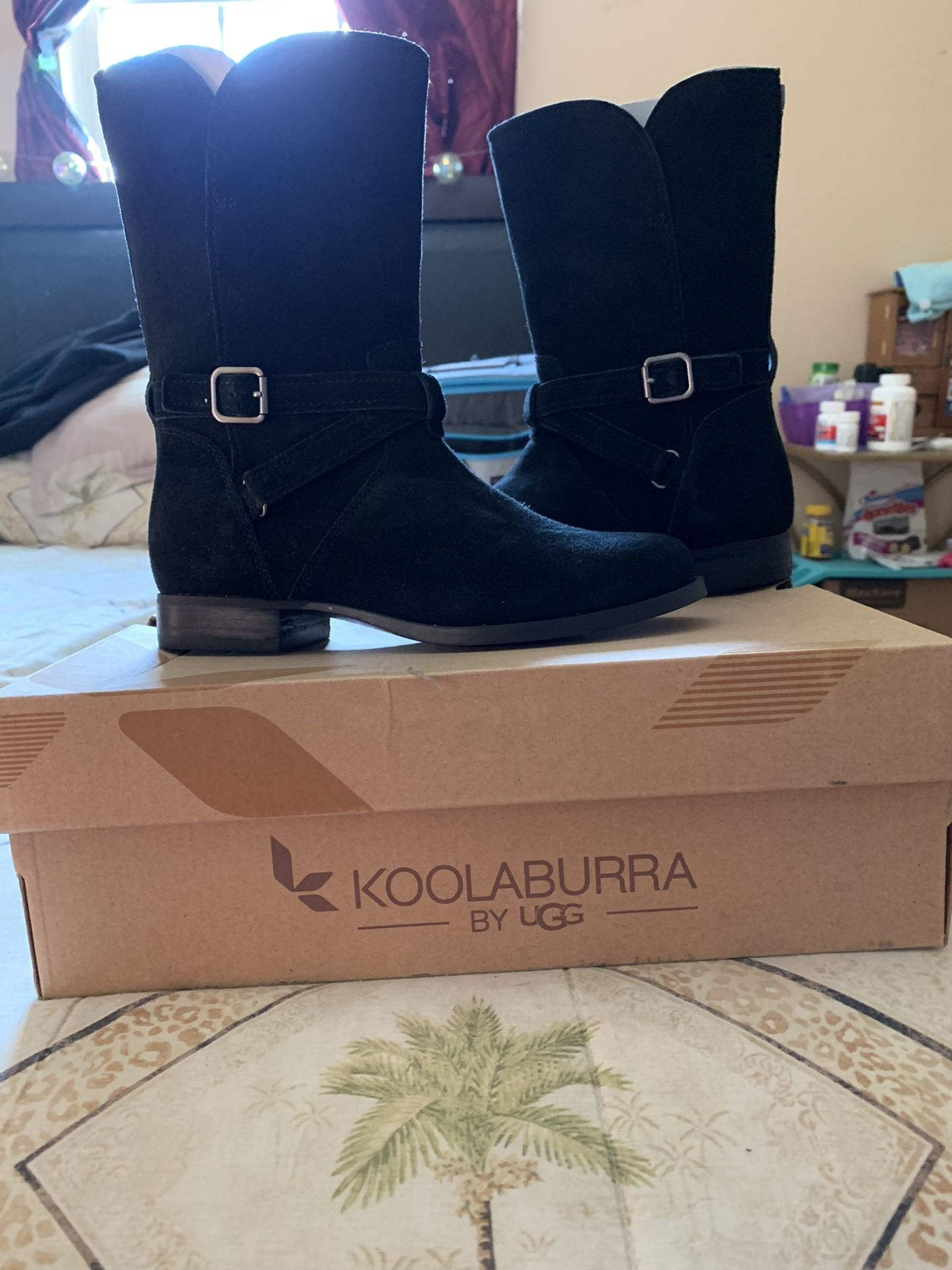 Jordan Sneakers And Ugg Boots
