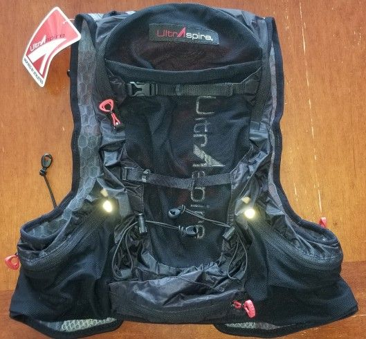 Ultraspire Zygos 4.0 Hydration Backpack Pack for Runners, Backpackers, Bicyclists, Climbers, Hikers