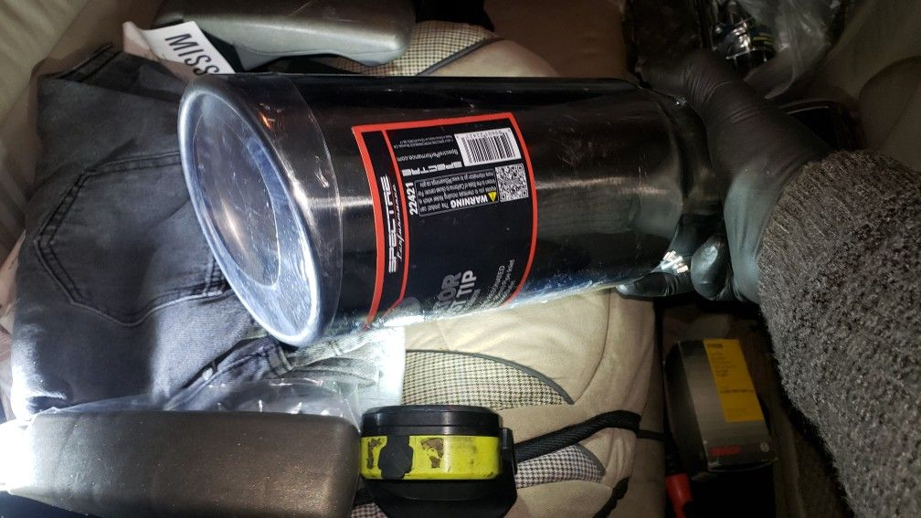 Exhaust Tip Brand New