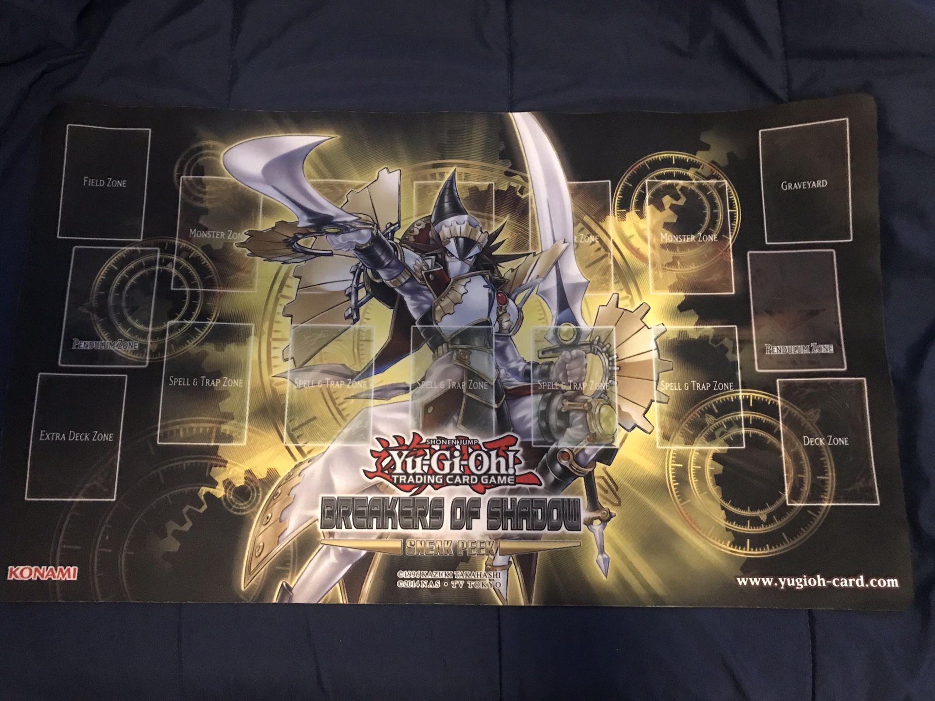 Breaker Of Shadow Yu-Gi-Oh Playmat