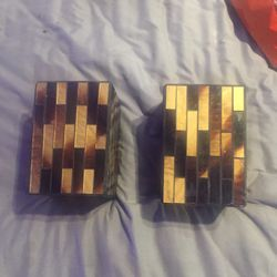 Stained Glass Candle Holders Thumbnail