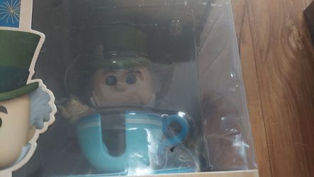 Funko Pop Rides Disneyland Mad Hatter At The Mad Tea Party Thumbnail
