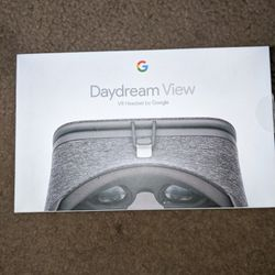Google Daydream View VR Smartphonev Viewer With Controller Thumbnail