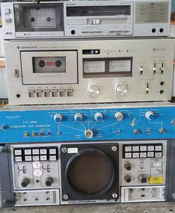 Stereo Equipment / Electronics Thumbnail