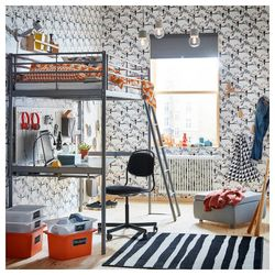 Ikea Loft Bed with Desk Top Thumbnail