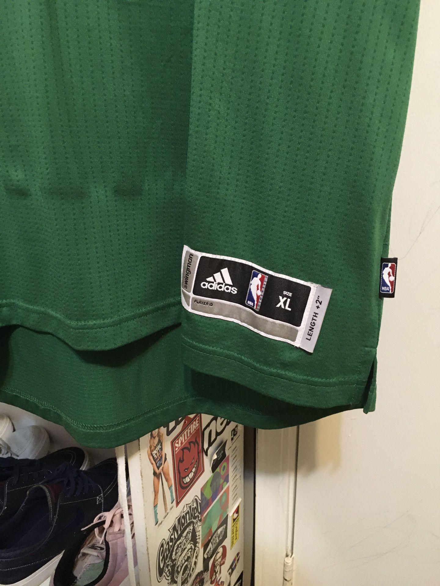 Adidas Celtics Jersey Size XL