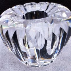Waterford Crystal Candlestick Holder Thumbnail