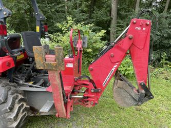 Tractor /backhoe Thumbnail
