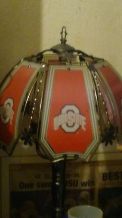 Ohio state desk lamp... Thumbnail