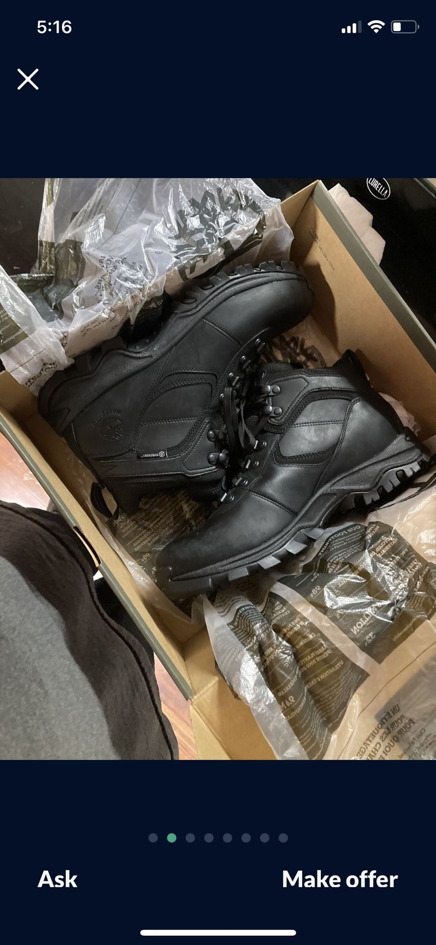 Timberland Boots Size 10  Men