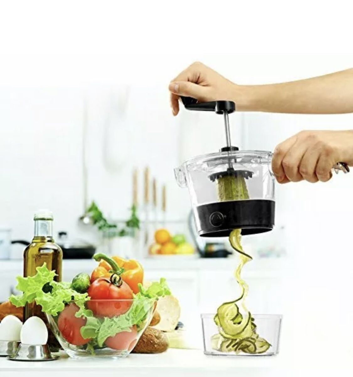 On Sale while supplies last!! Perfect Twist - Spiral Vegetables Slicer