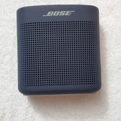 Bose SoundLink Color Bluetooth Speaker II (nearly new) Thumbnail