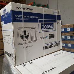 Mini Split AC Gree Tosot Boreal Brisa Inverter Heat Pump Cooling Heating Thumbnail