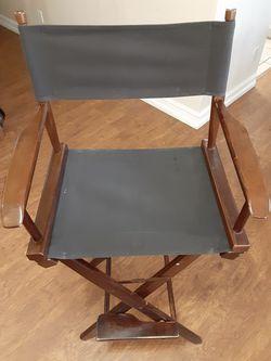 Directors chair portable Thumbnail
