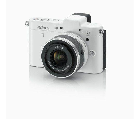 Nikon 1 V1 10.1 HD Digital Camera, Carrying Case, Neck Strap!