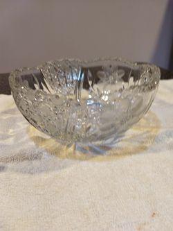 Crystal bowls Thumbnail