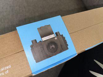 NIB Lomography Konstruktor F Build Your Own 35mm Film Camera Thumbnail