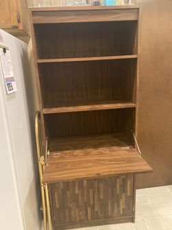 Cabinet With Doors  Thumbnail