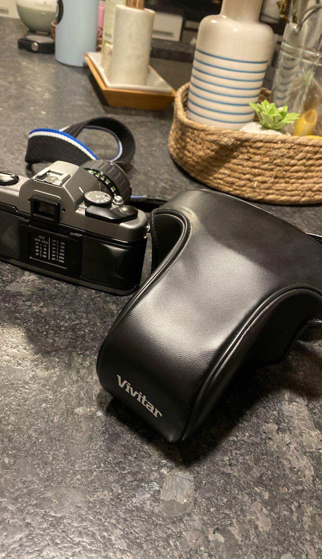Vivitar Film Camera