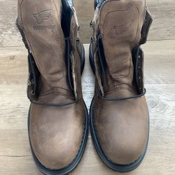 Red Wing Work Boots 2206 6-Inch Steel Toe Insulated Waterproof Size 13 E2 ASTM Thumbnail