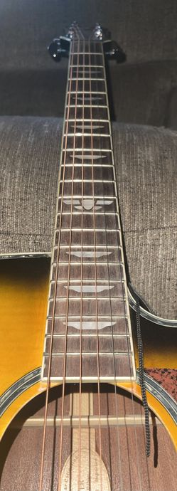 """Brand New Keith Urban """"player"""" Acoustic Guitar  Thumbnail"""