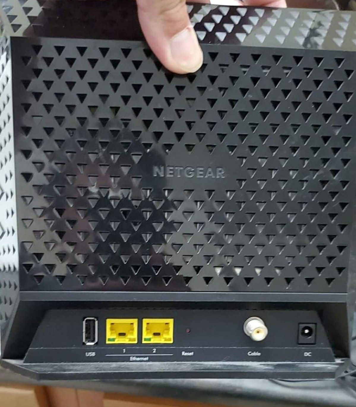 Netgear AC1600 Cable Router