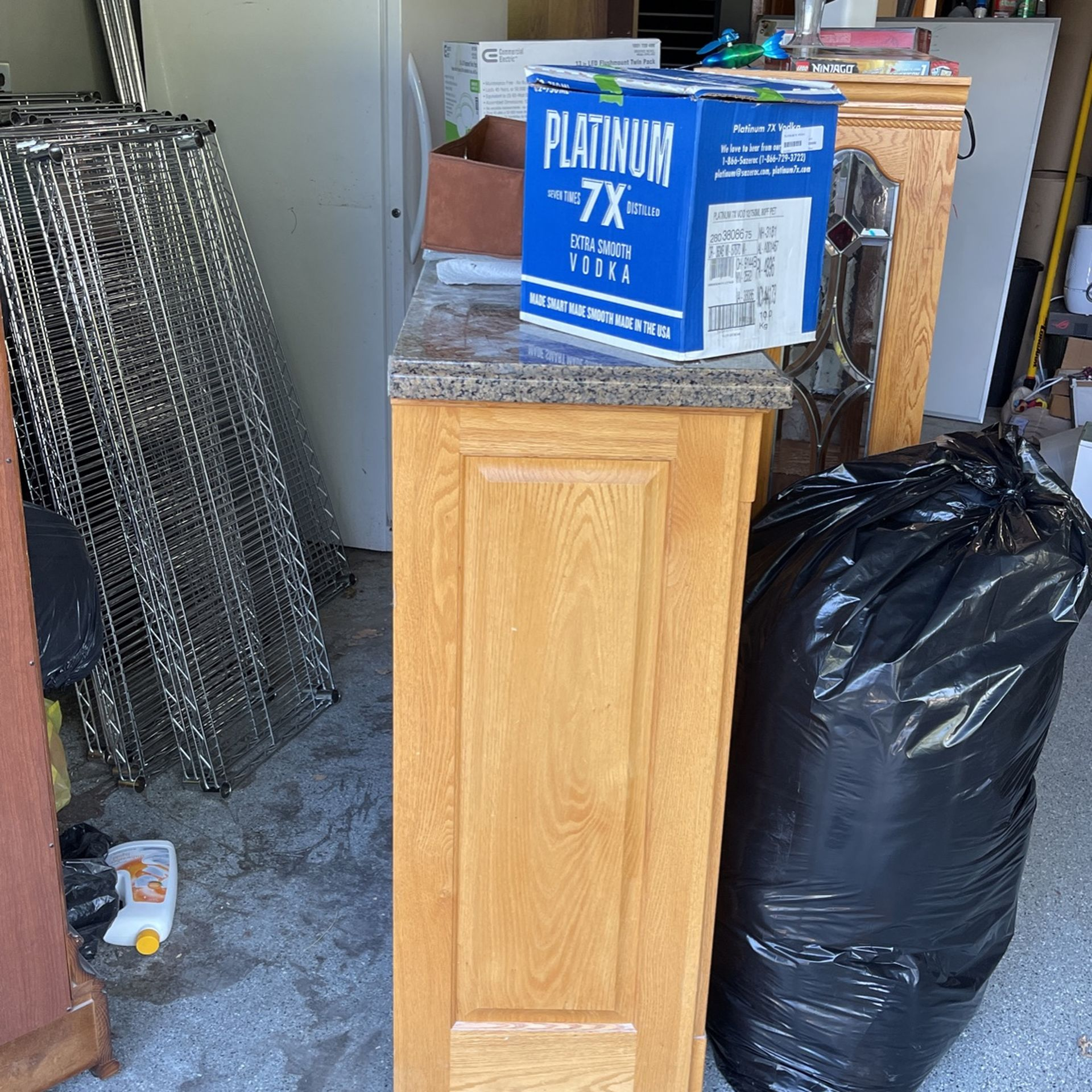 Clearing Garage Nothing Over $100