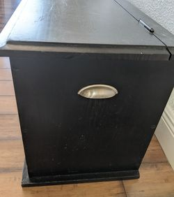 Storage Foot Locker Thumbnail