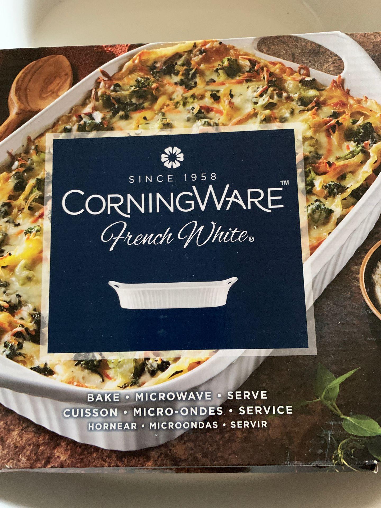 CorningWare 3 pieces