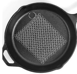 Cast iron cleaner Thumbnail
