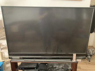65 inch DLP Mitsubishi TV Thumbnail