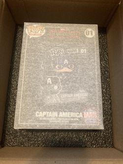 Diecast Captain America Excl Thumbnail