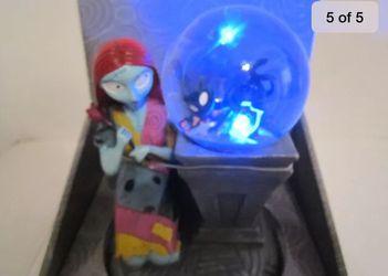 Nightmare before Christmas light up musical snow globe Thumbnail