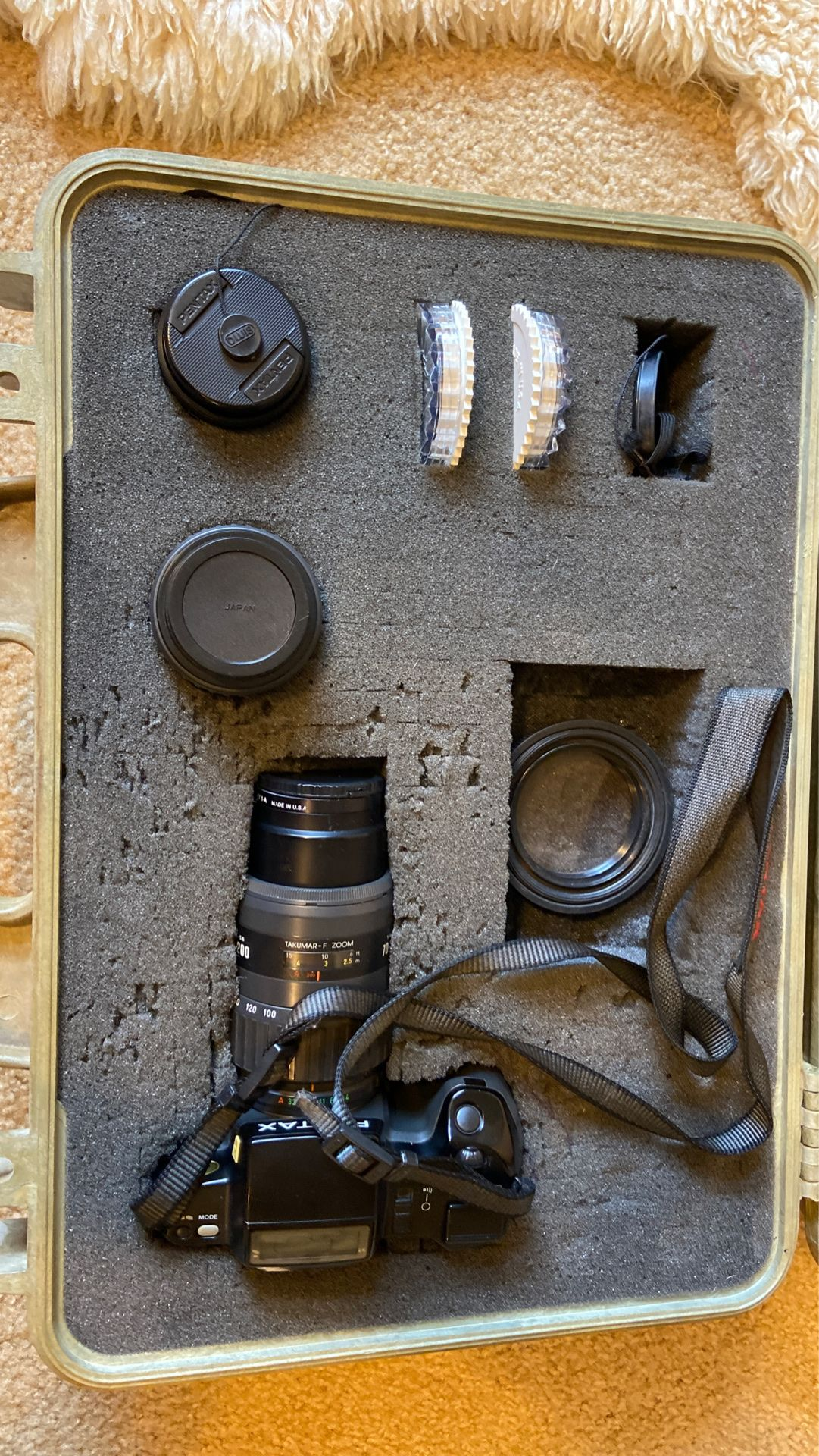 Film camera Pentax