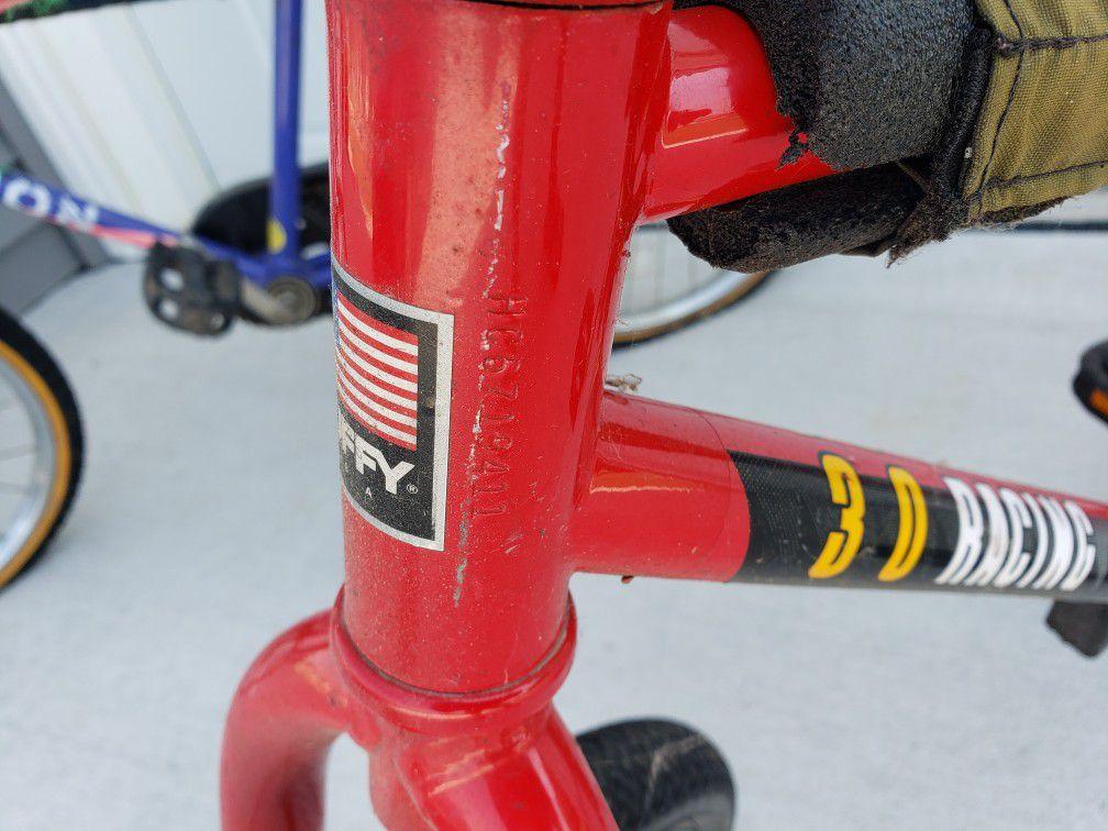 Vintage Huffy Bmx Bikes